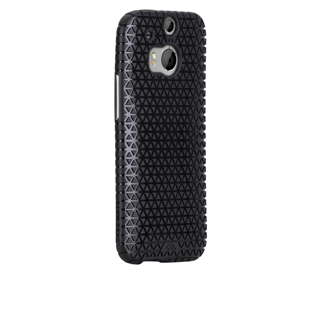 HTC One (M8) Black Emerge Case - image angle 1