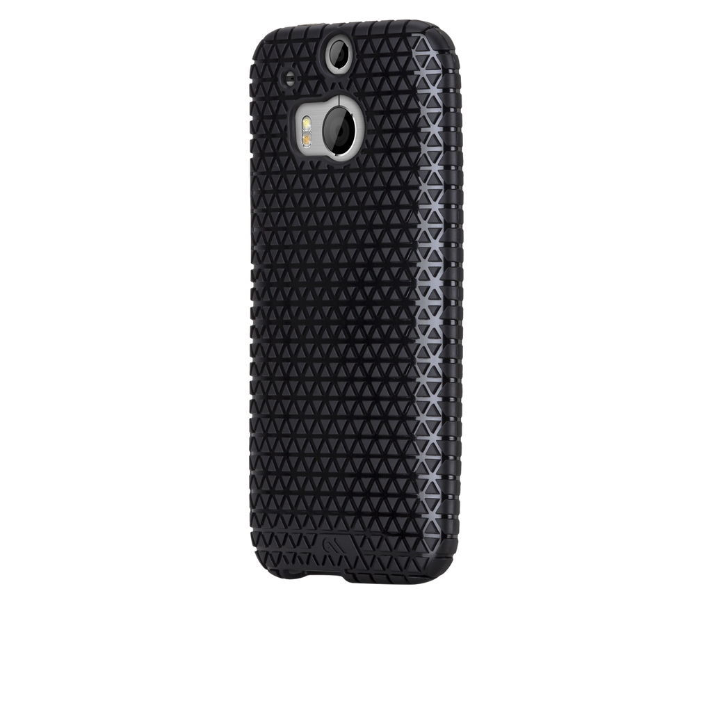 HTC One (M8) Black Emerge Case - image angle 3