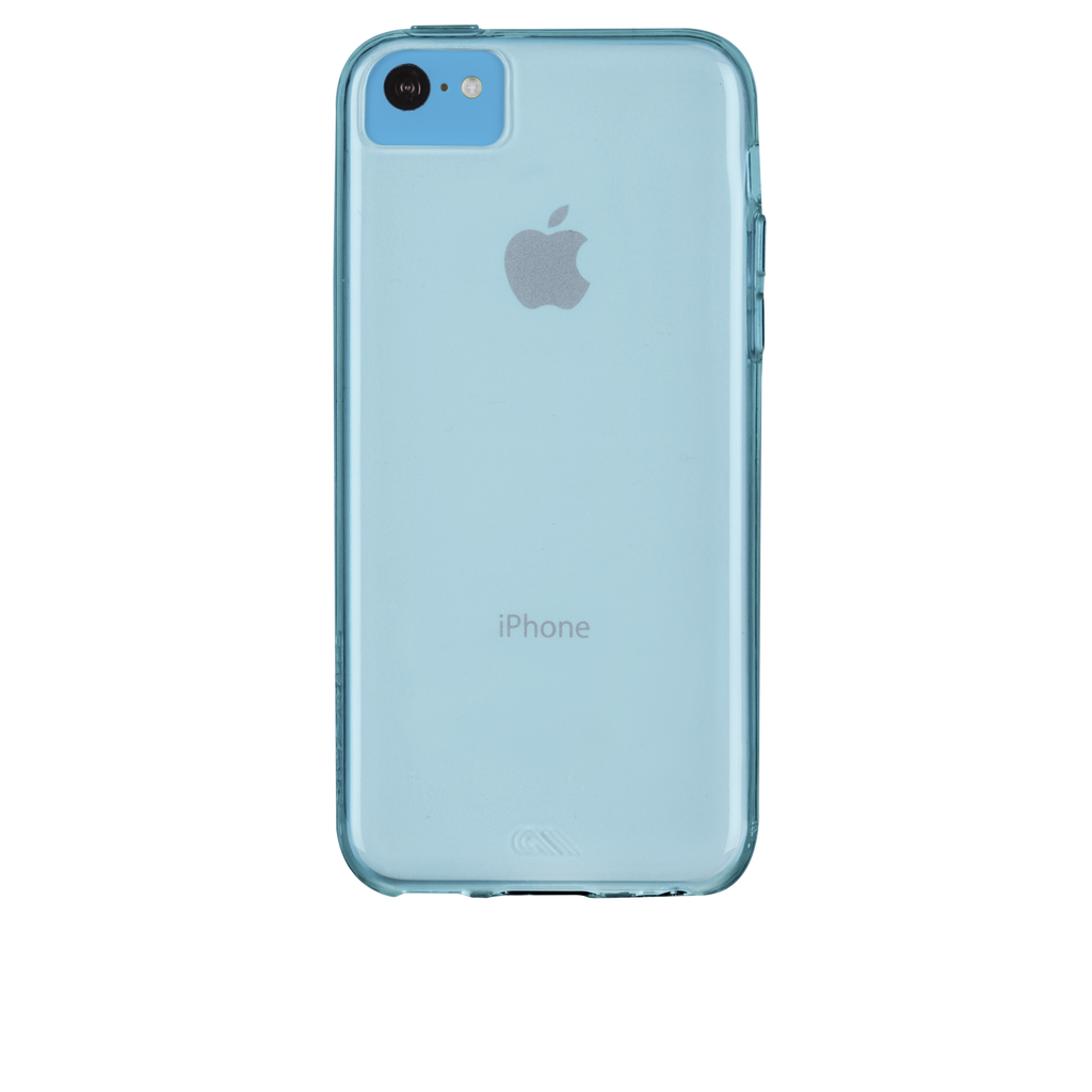 iPhone 5c Clear Gelli Case - image angle 7