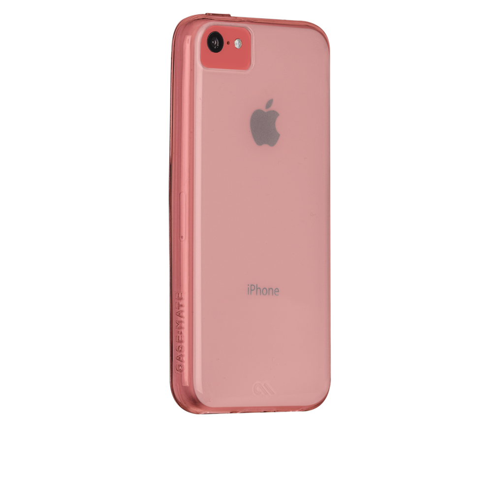 iPhone 5c Clear Gelli Case - image angle 1