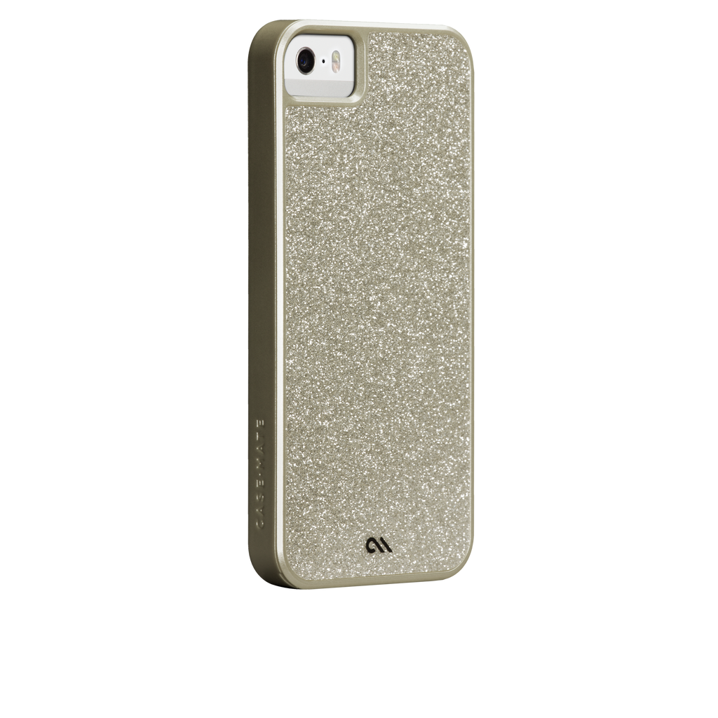 iPhone 5/5s Champagne Glam Case - image angle 1