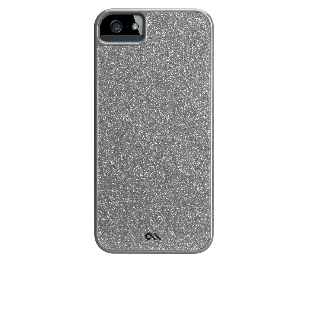iPhone 5/5s Silver Glam Case - image angle 7