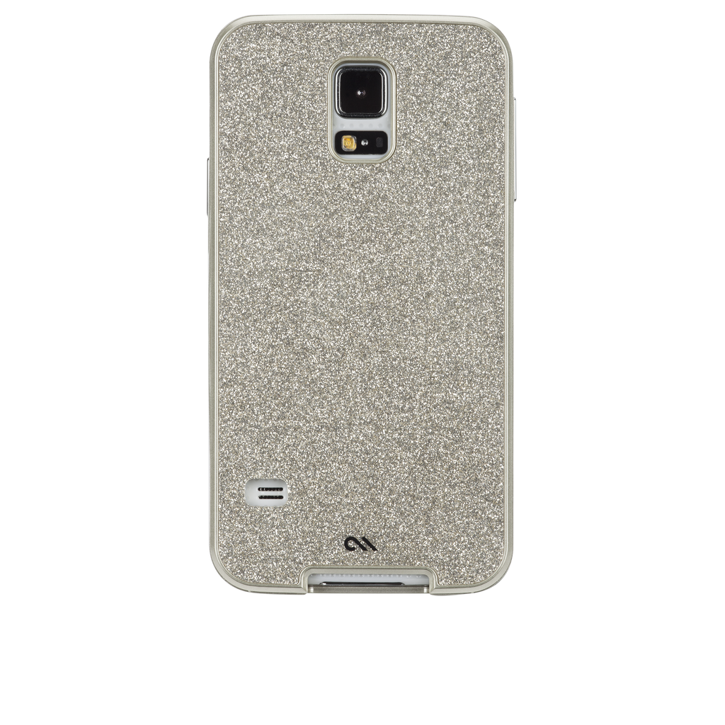 Samsung GALAXY S5 Champagne Glam Case - image angle 7