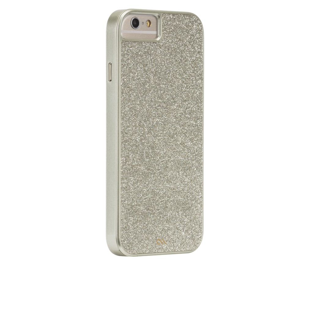 iPhone 6 Champagne Glam Case - image angle 1