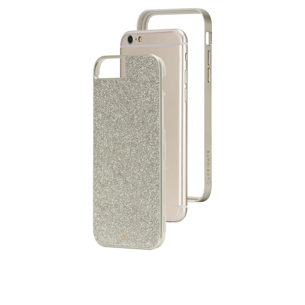 iPhone 6 Champagne Glam Case - image angle 8