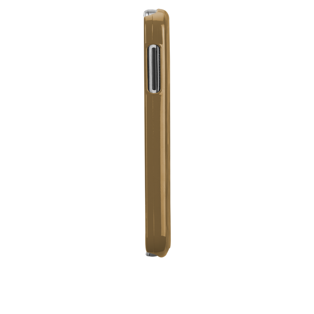 Samsung GALAXY S4 Gold Glimmer Case - image angle _5
