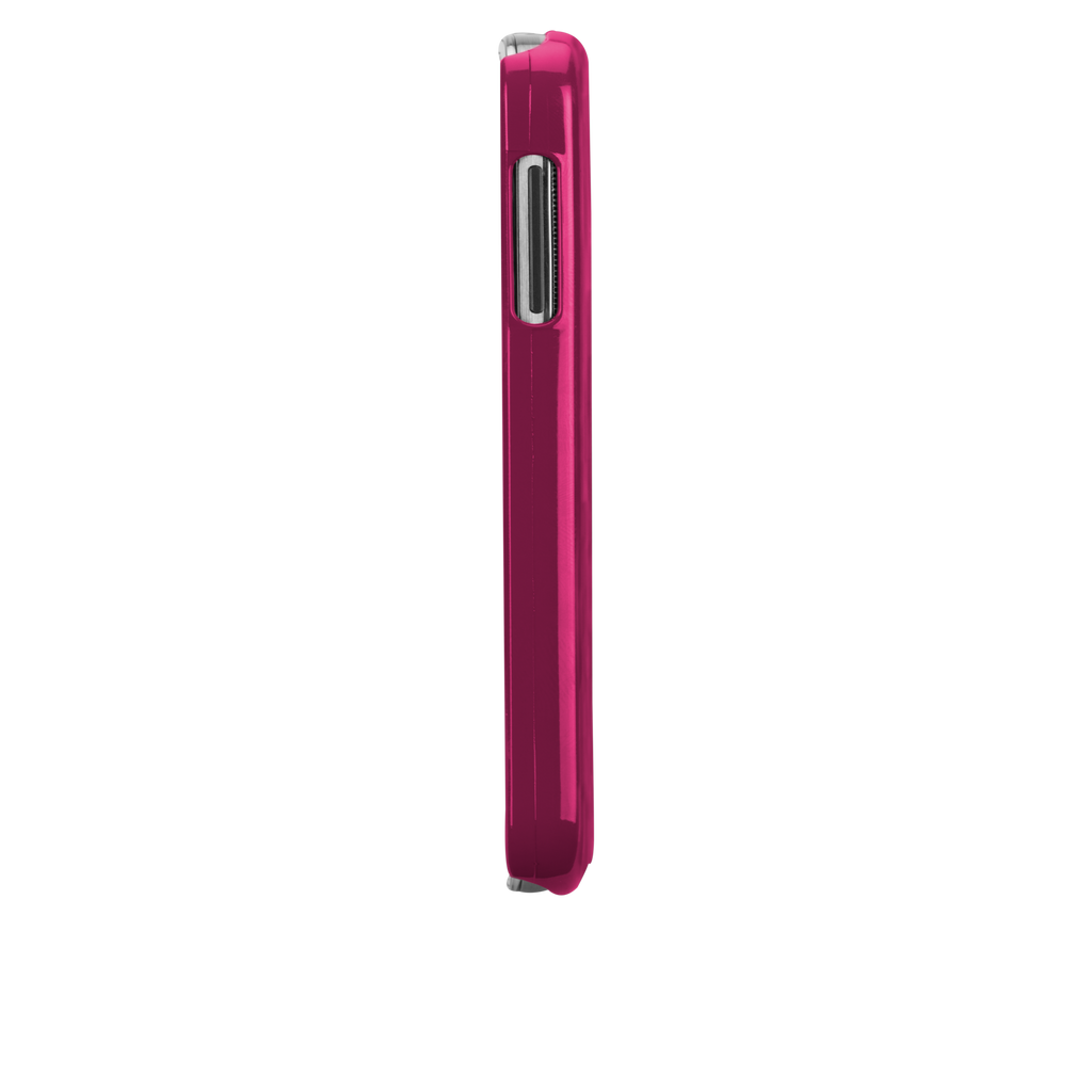 Samsung GALAXY S4 Pink Glimmer Case - image angle _5
