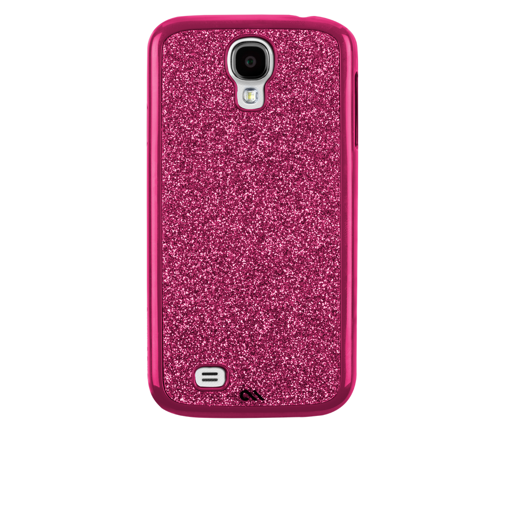 Samsung GALAXY S4 Pink Glimmer Case - image angle _7