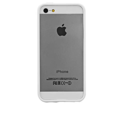 iPhone 5/5s Hula Bumper - White