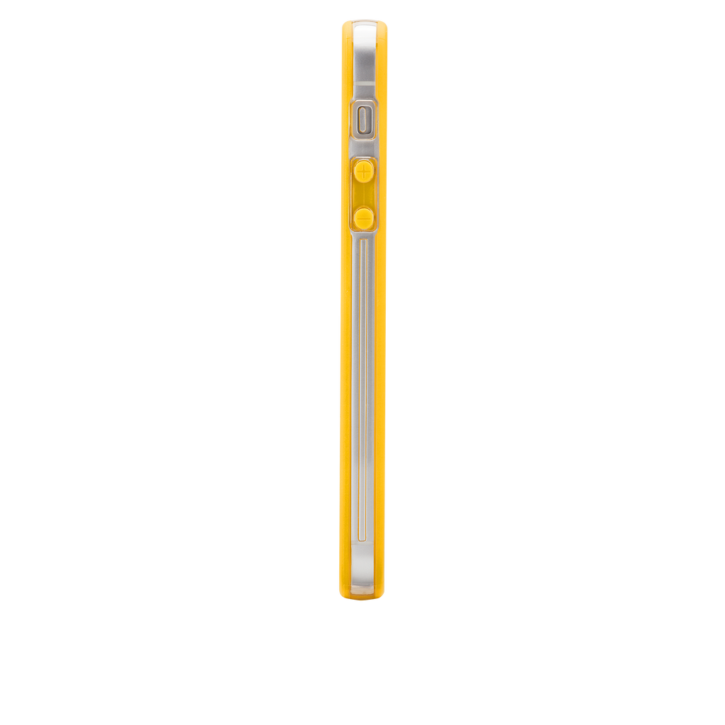iPhone 5/5s Yellow Hula Case - image angle 5