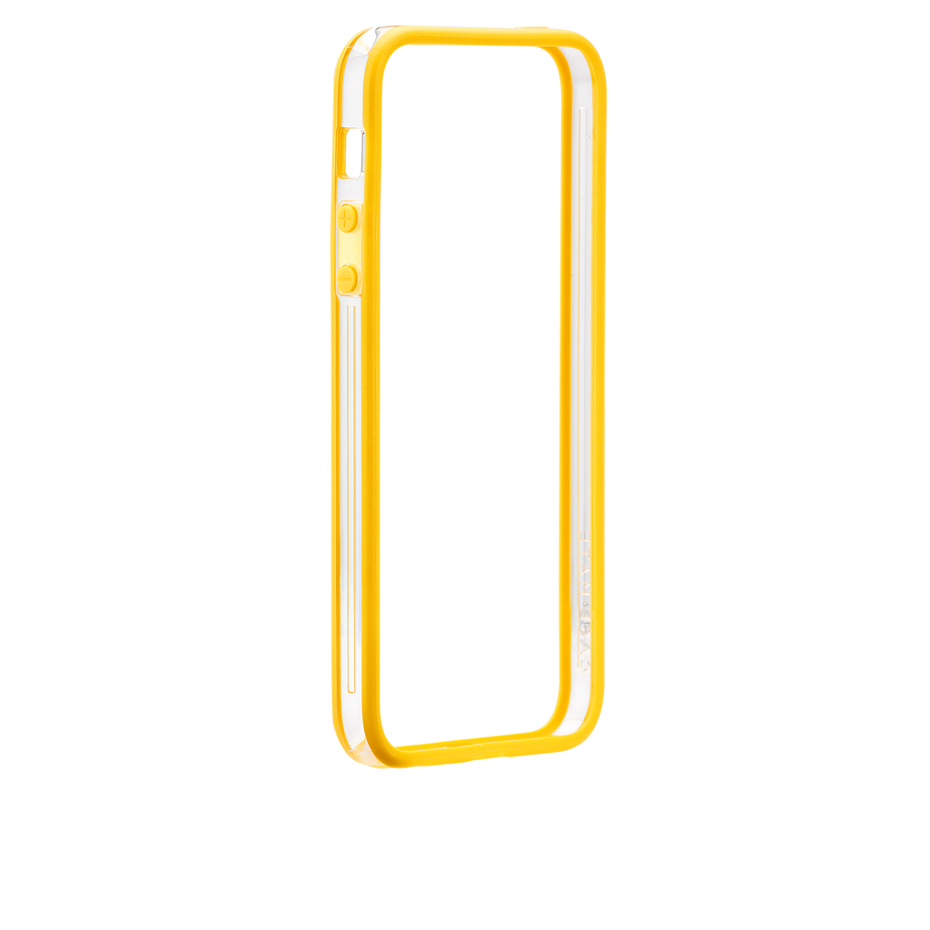 iPhone 5/5s Yellow Hula Case - image angle 8