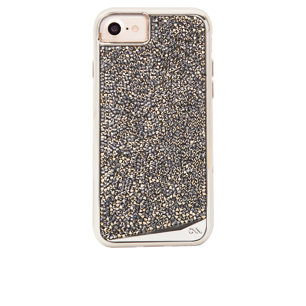 Champagne Brilliance iPhone 7 Case Back