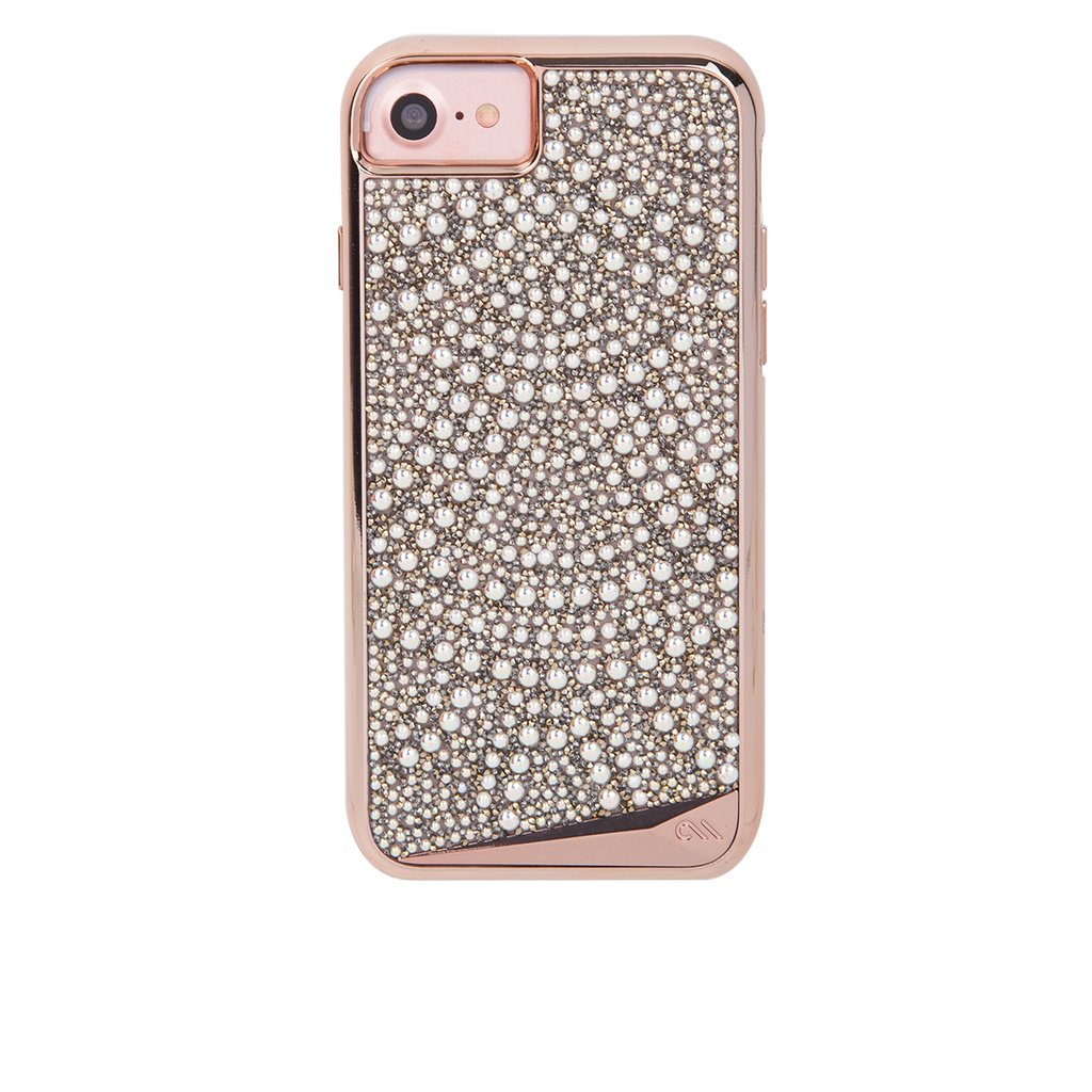 Brilliance Lace iPhone 7 Case Back