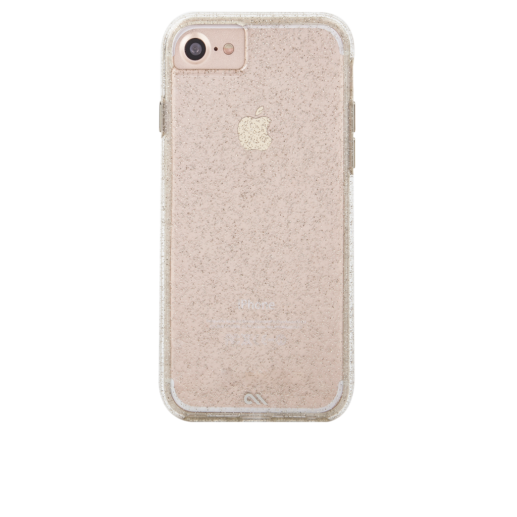 Sheer Glam iPhone 7 Case Back