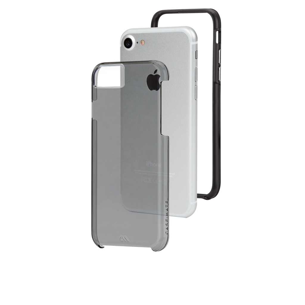 Smoke Naked Tough iPhone 7 Case Layers