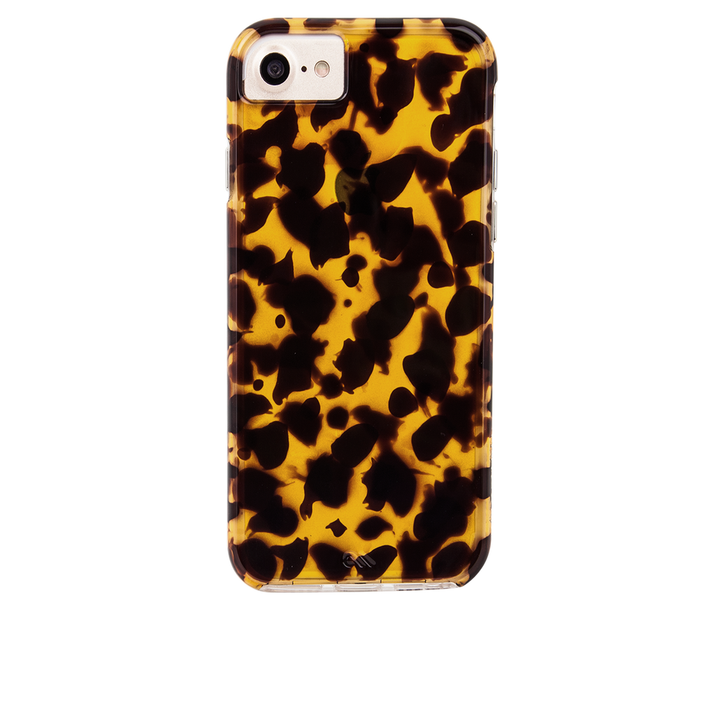 Naked Tough Tortoiseshell iPhone 7 Case Back