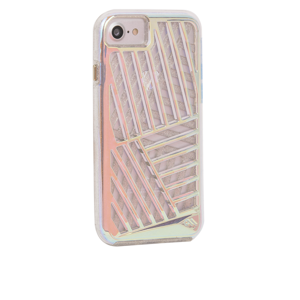 Tough Layers Cage iPhone 7 Case Back Right Angle