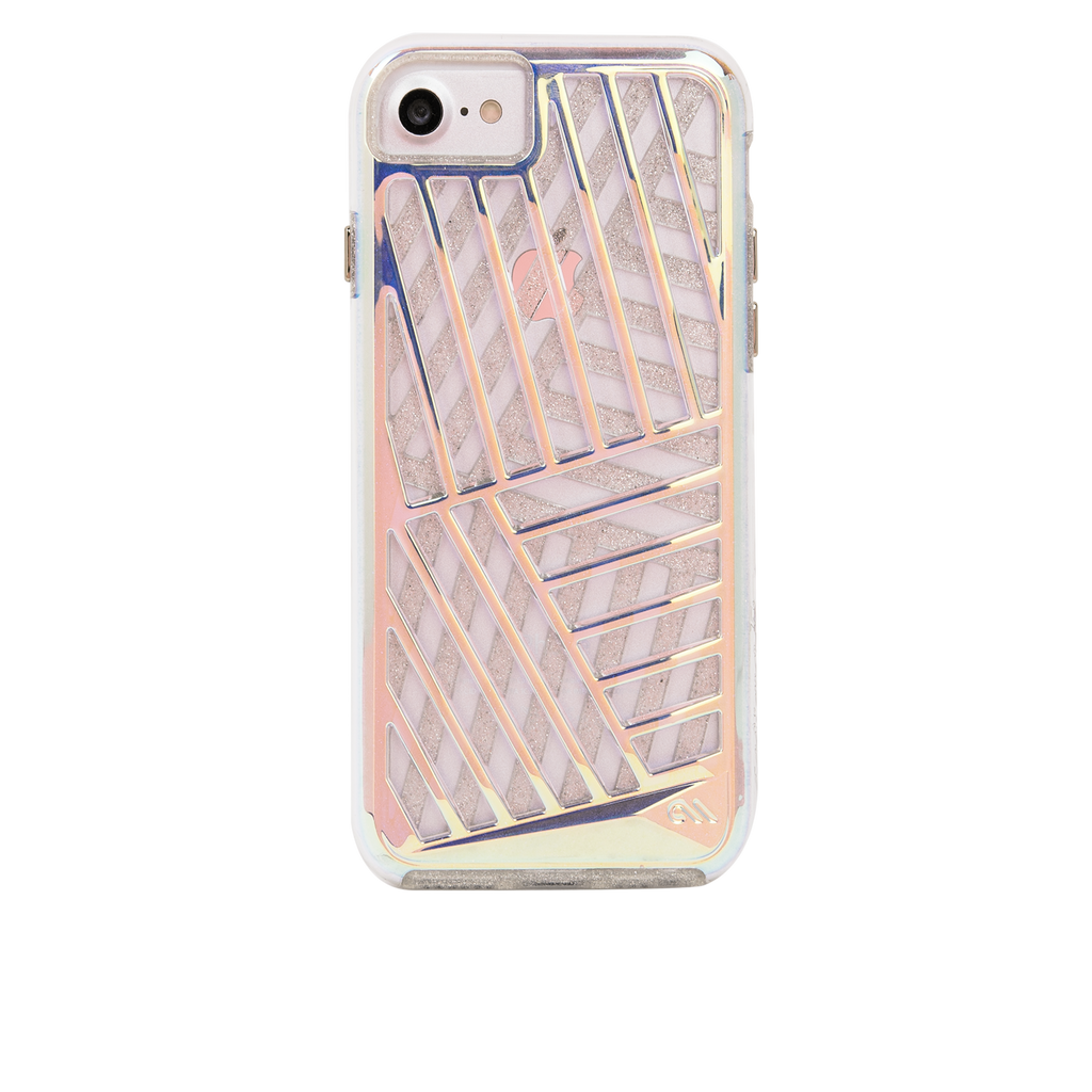 Tough Layers Cage iPhone 7 Case Back