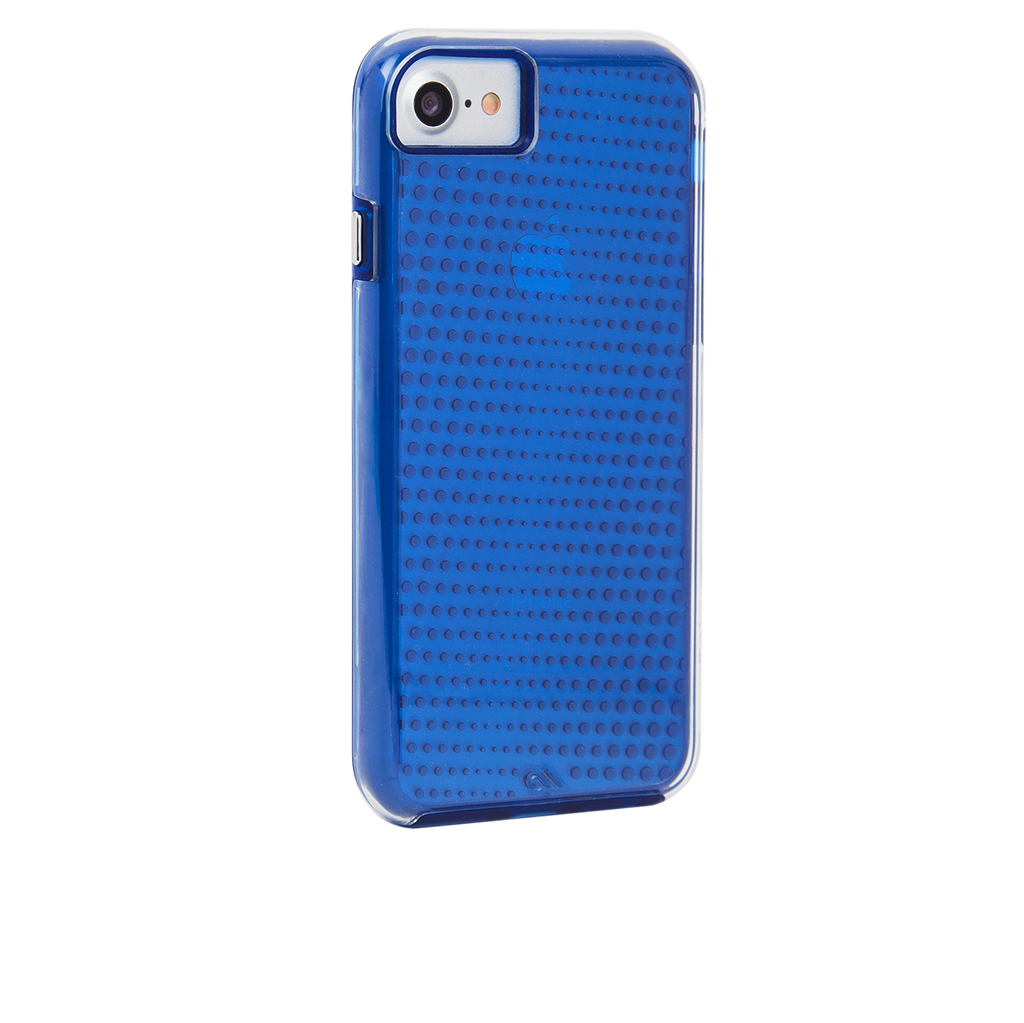 Olympian Tough Translucents iPhone 7 Case Back Right Angle