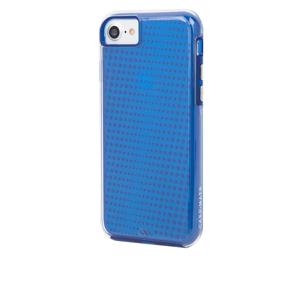 Olympian Tough Translucents iPhone 7 Case Back Left Angle