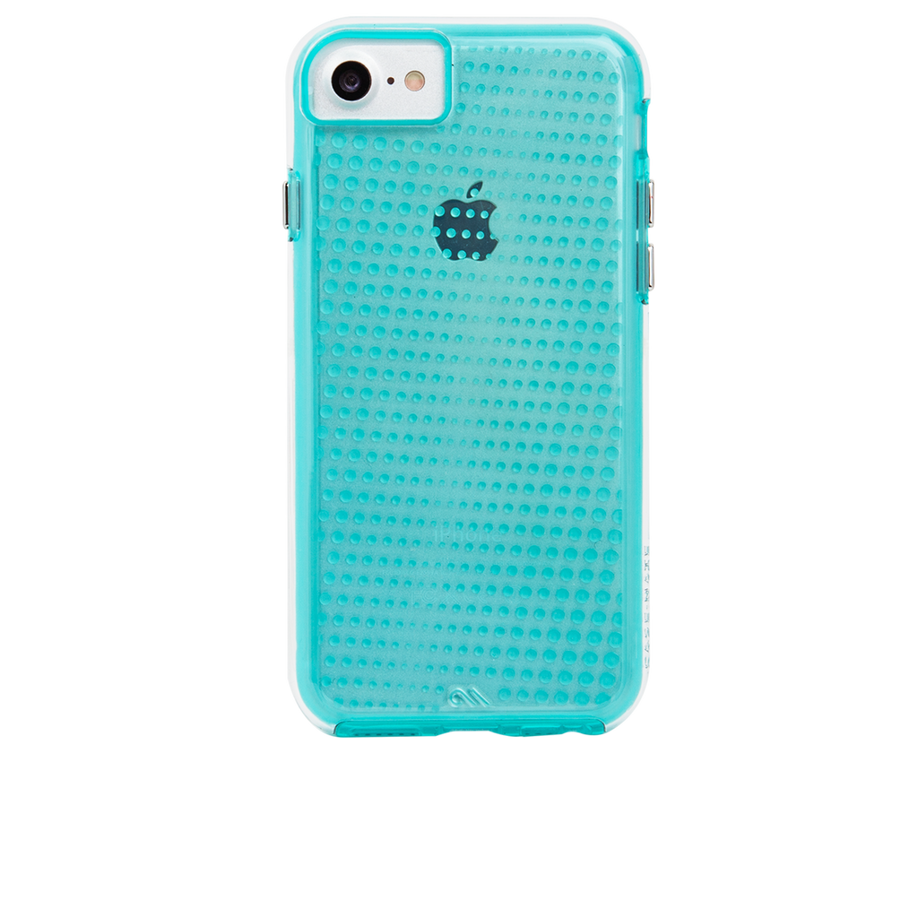Mint Tough Translucents iPhone 7 Case Back