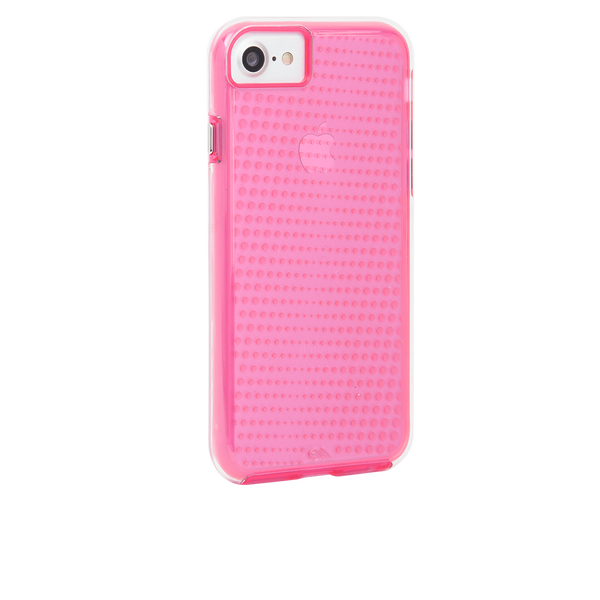 Lipstick Tough Translucents iPhone 7 Case Back Right Angle