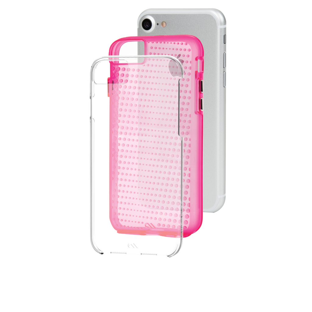 Lipstick Tough Translucents iPhone 7 Case Layers