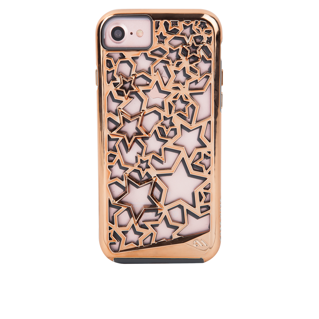 Tough Layers Stars iPhone 7 Case Back