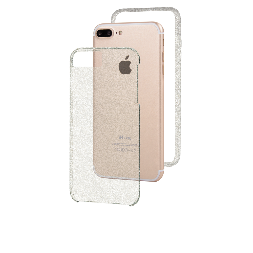 Sheer Glam iPhone 7 Plus Case Layers