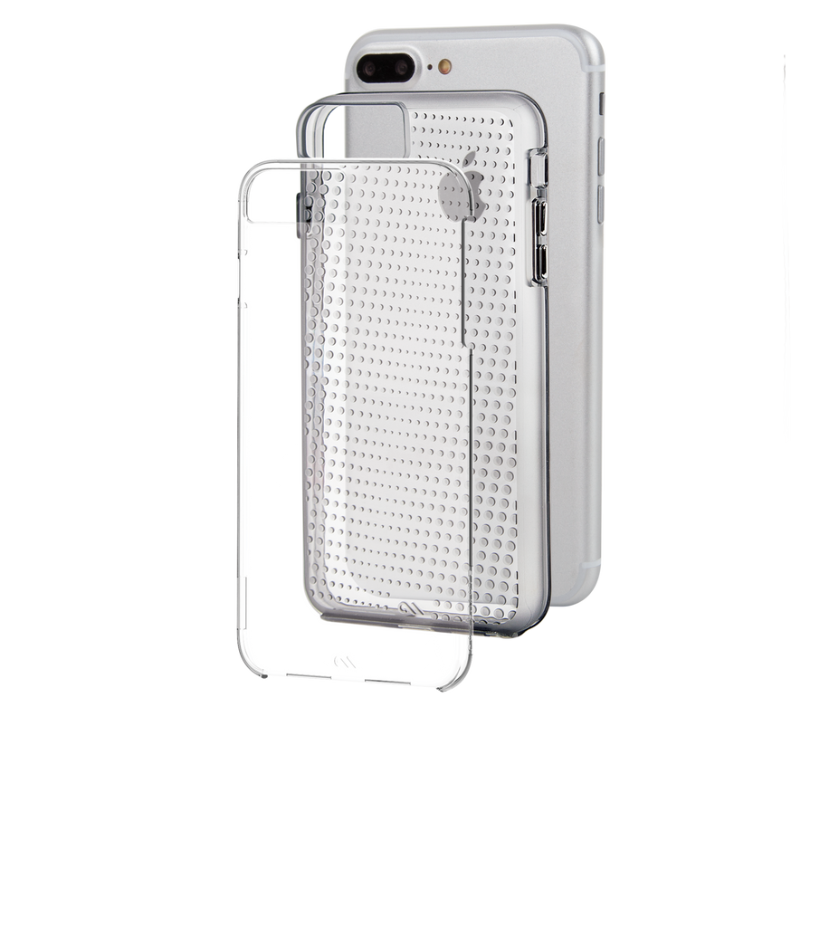 Smoke Tough Translucents iPhone 7 Plus Case Layers