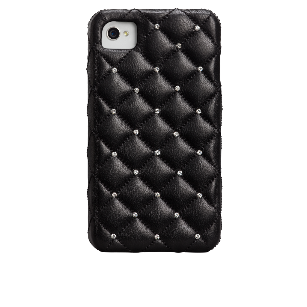iPhone 4/4s Black Madison Case - image angle 7