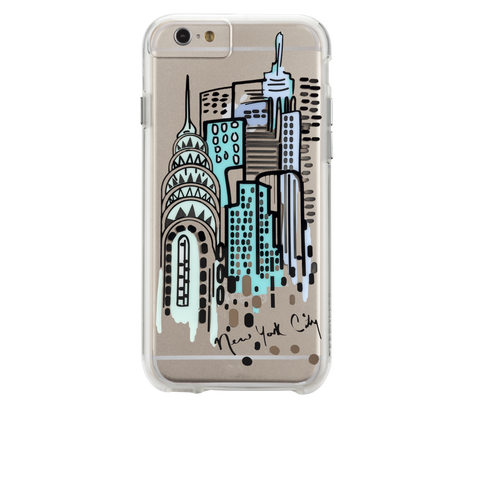 iPhone 6 Plus / 6s Plus New York City Prints - City View