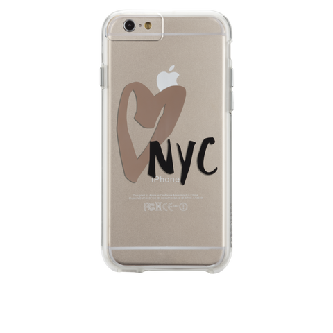 iPhone 6 Plus / 6s Plus New York City Prints - I Heart NYC