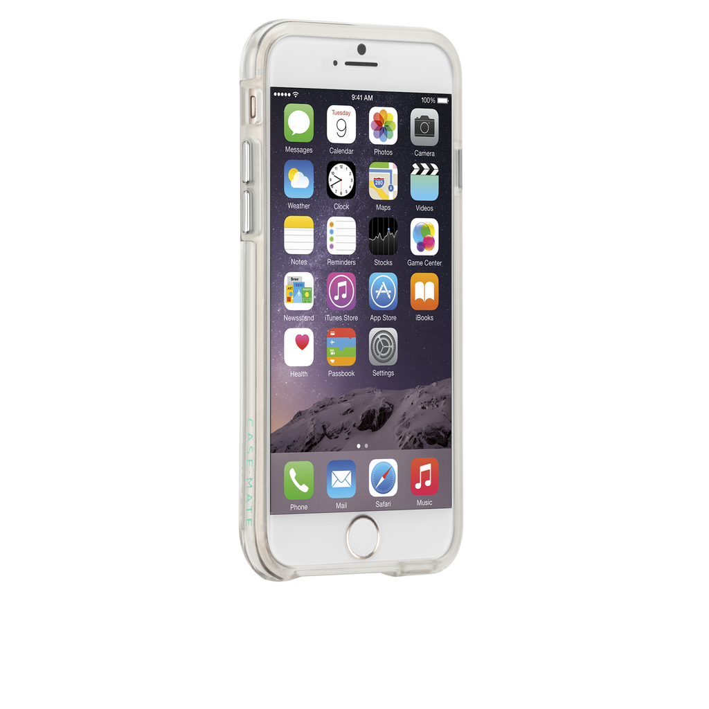 iPhone 6s Plus Clear Naked Tough City Prints - San Francisco - Discover San Francisco Case - image angle 2