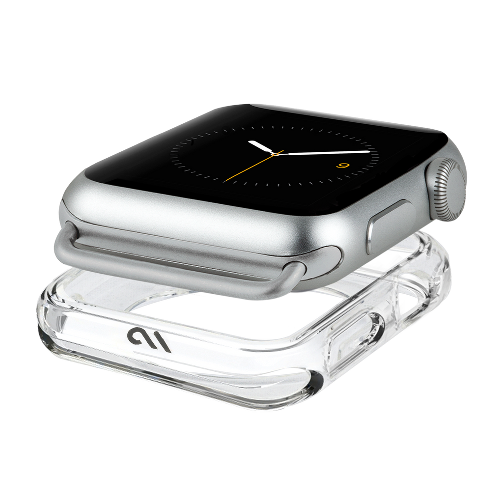 Apple Watch 42mm Clear Naked Tough Bumper - image angle 3