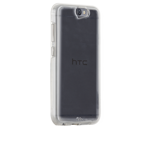 HTC One A9 Clear Naked Tough Case - image angle 1