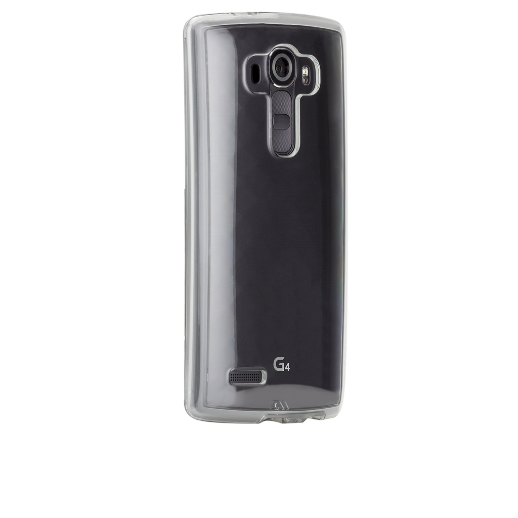 LG G4 Clear Naked Tough Case - image angle 1