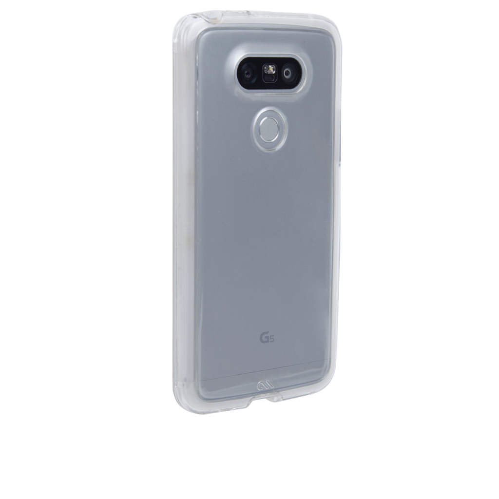 LG G5 Clear Naked Tough Case - image angle 1