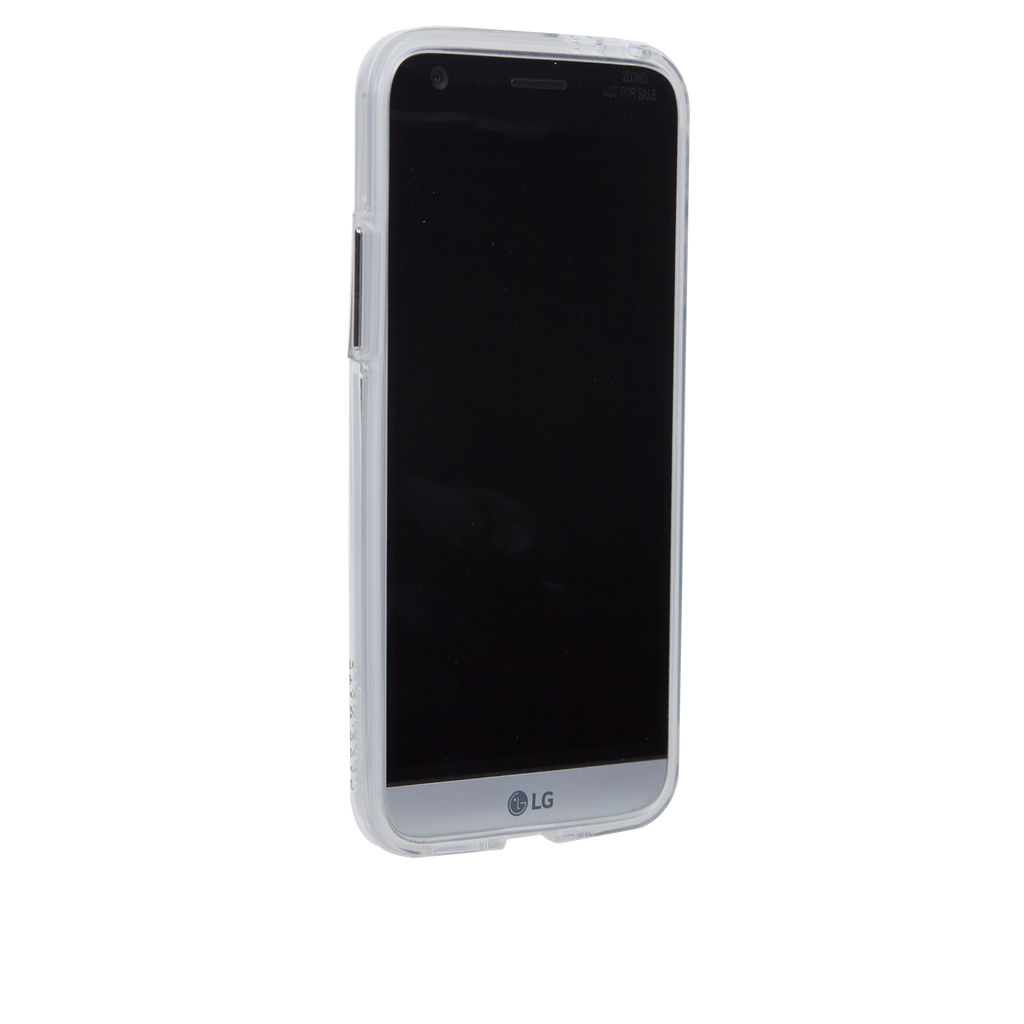 LG G5 Clear Naked Tough Case - image angle 2