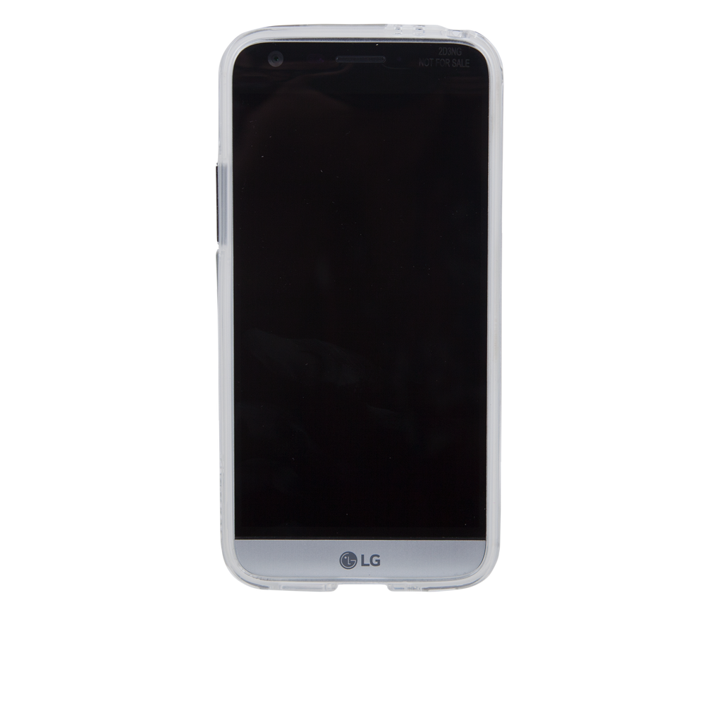 LG G5 Clear Naked Tough Case - image angle 6