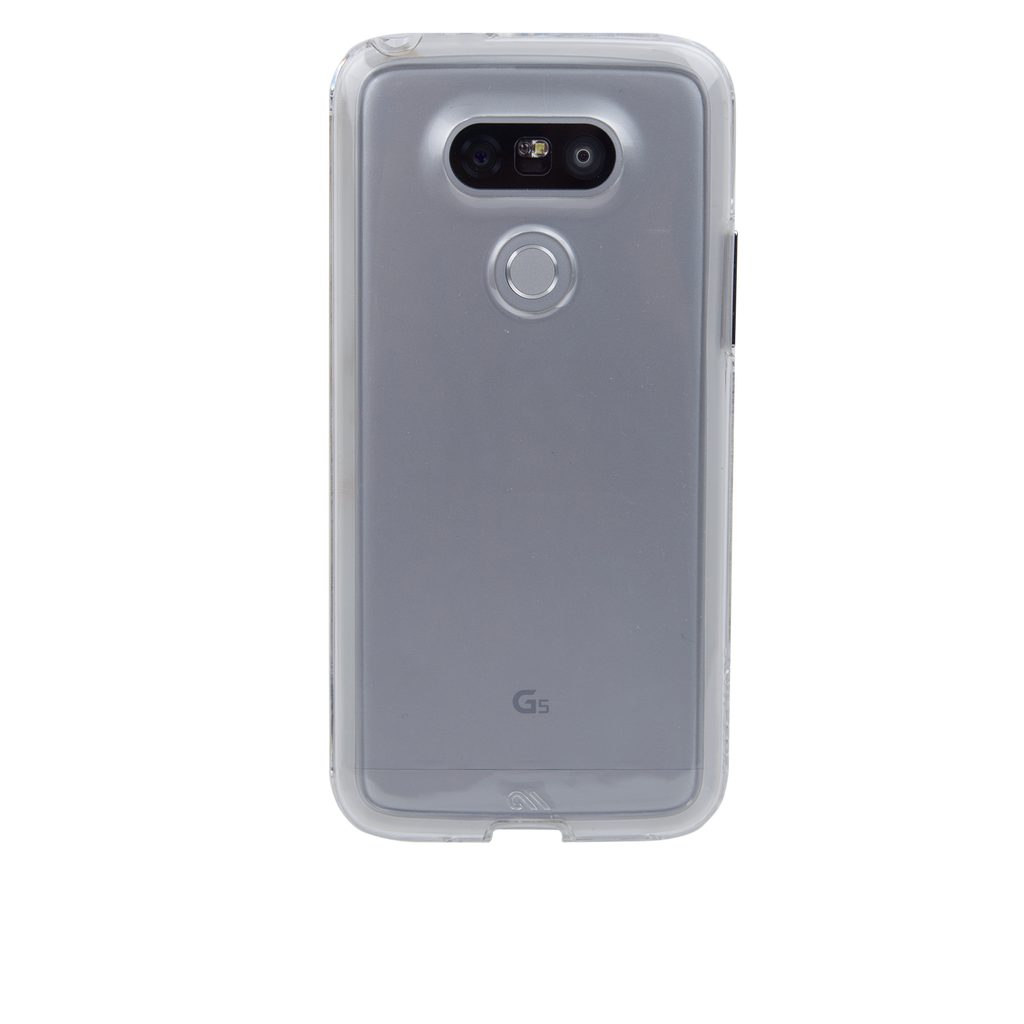 LG G5 Clear Naked Tough Case - image angle 7