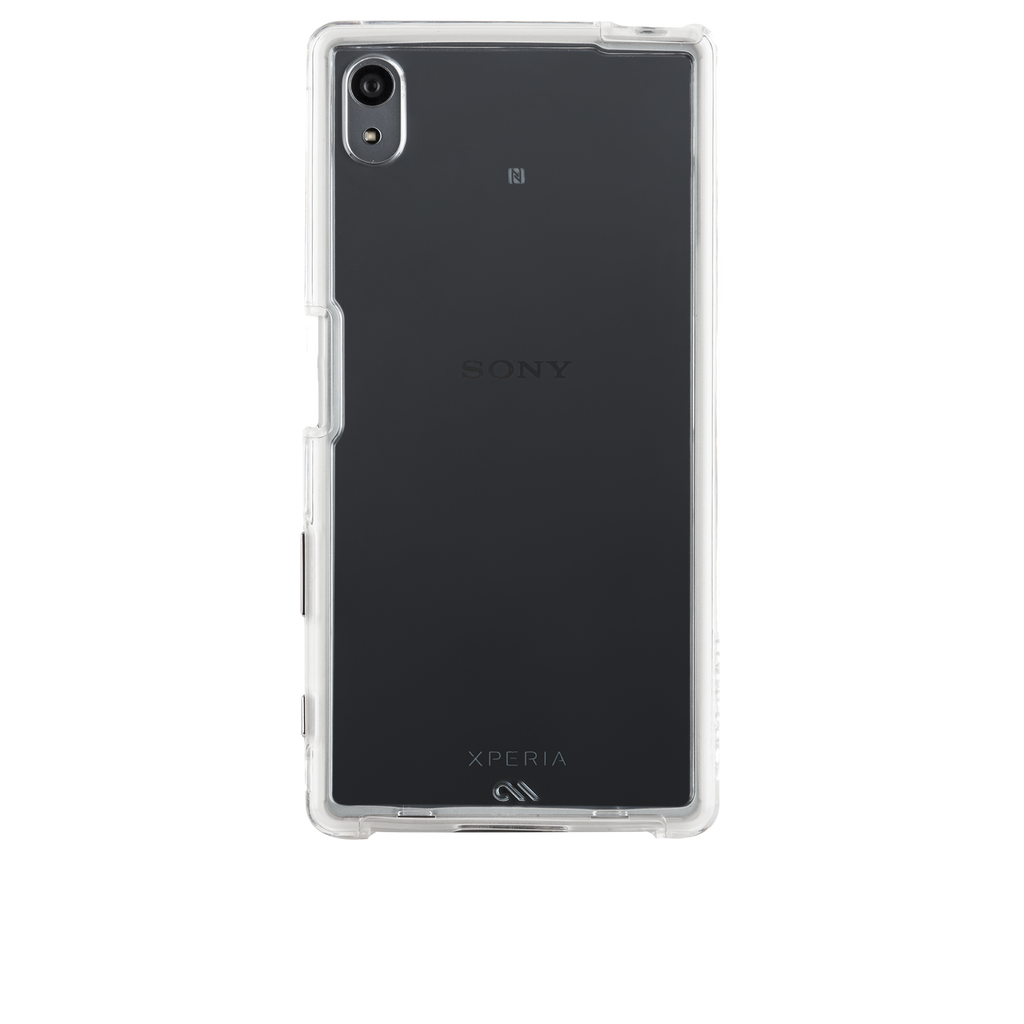 Sony Xperia Z5 Clear Naked Tough Case - image angle 7