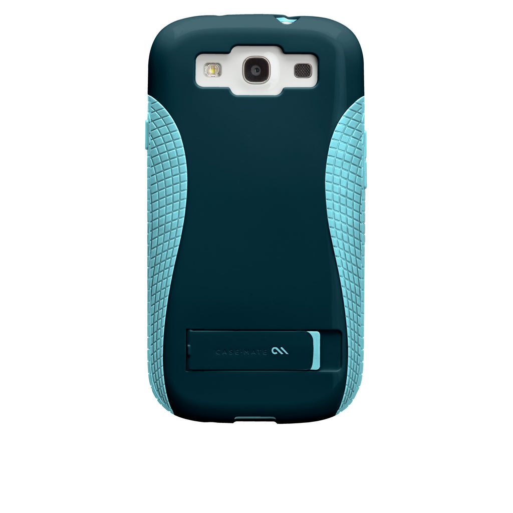 Samsung GALAXY S3 Navy & Aqua Pop! Case - image angle 7