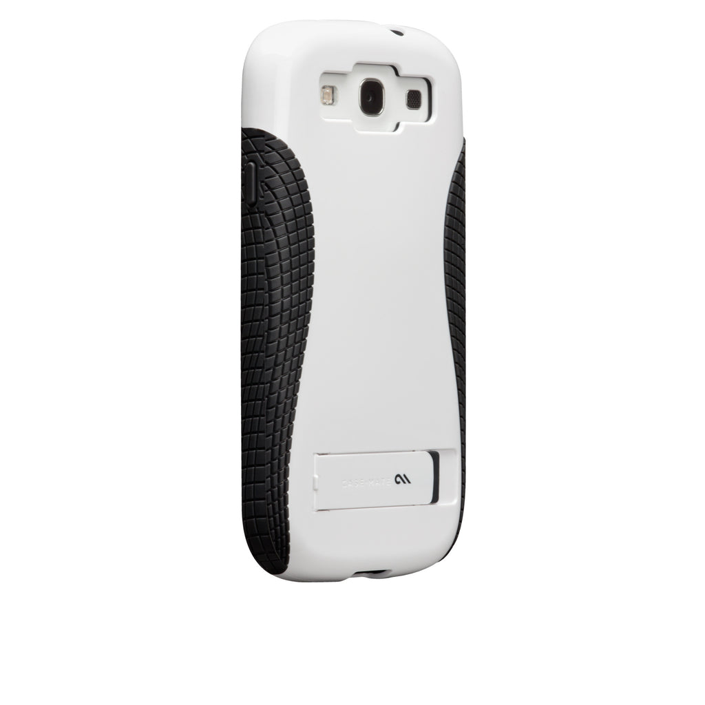 Samsung GALAXY S3 White & Black Pop! Case - image angle 1