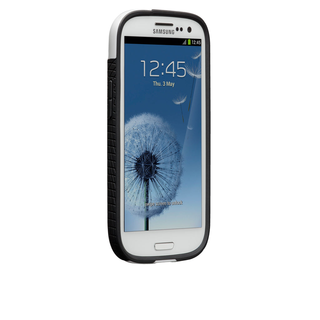 Samsung GALAXY S3 White & Black Pop! Case - image angle 2