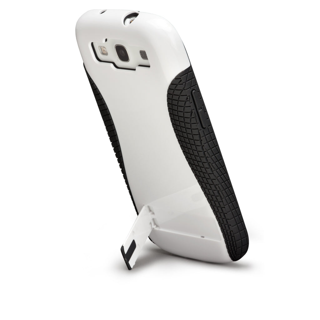 Samsung GALAXY S3 White & Black Pop! Case - image angle 8