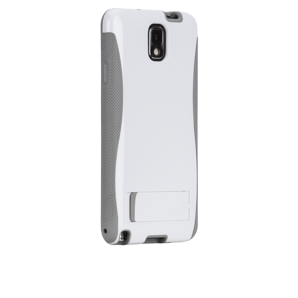 Samsung GALAXY Note 3 White & Grey Pop! Case - image angle 1