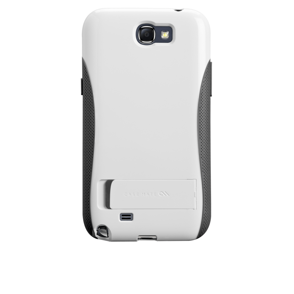 Samsung GALAXY Note 2 White & Grey Pop! Case - image angle 7
