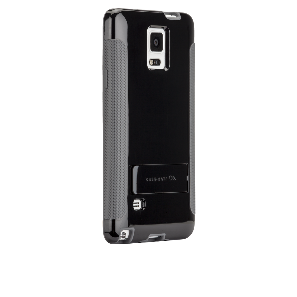 Samsung GALAXY Note 4 Black & Gray Pop! Case - image angle 1