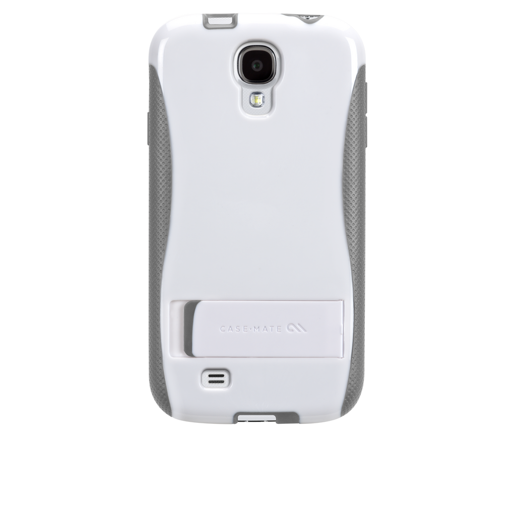 Samsung GALAXY S4 White & Grey Pop! Case - image angle _7